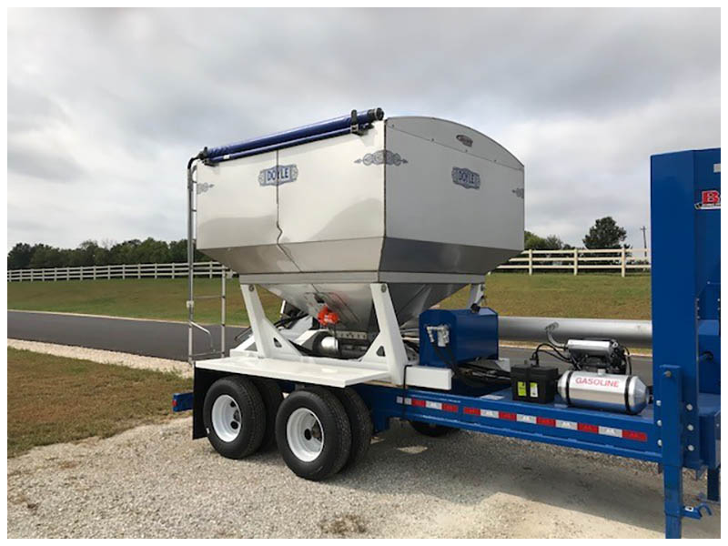 fertilizer trailer